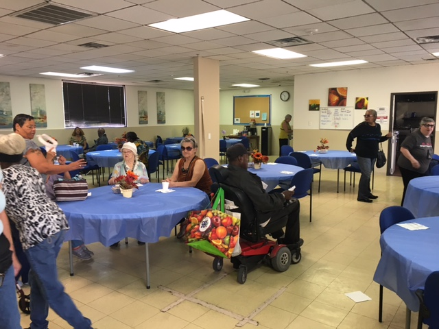 Silverstate Adult Day Care Thanksgiving 2017, Las Vegas