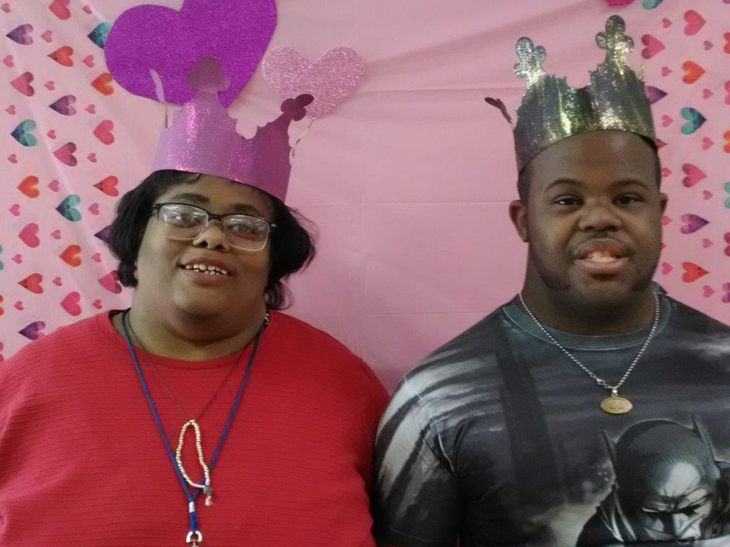 Valentines Fun At Las Vegas Adult Day Care Center